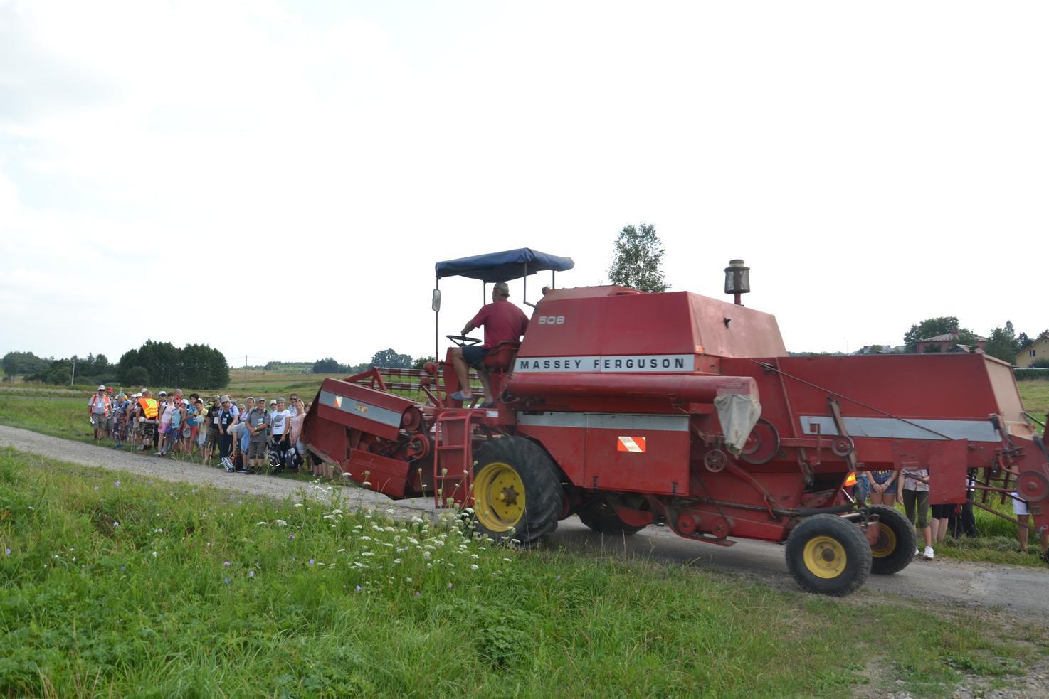 Pierwszy dzień pielgrzymki do Kalwarii Pacławskiej (122)