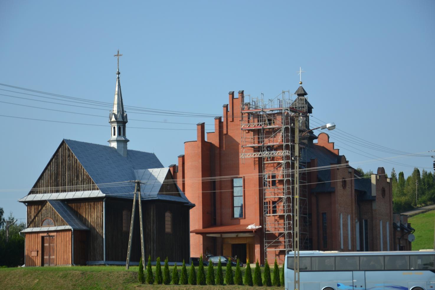 Pierwszy dzień pielgrzymki do Kalwarii Pacławskiej (134)
