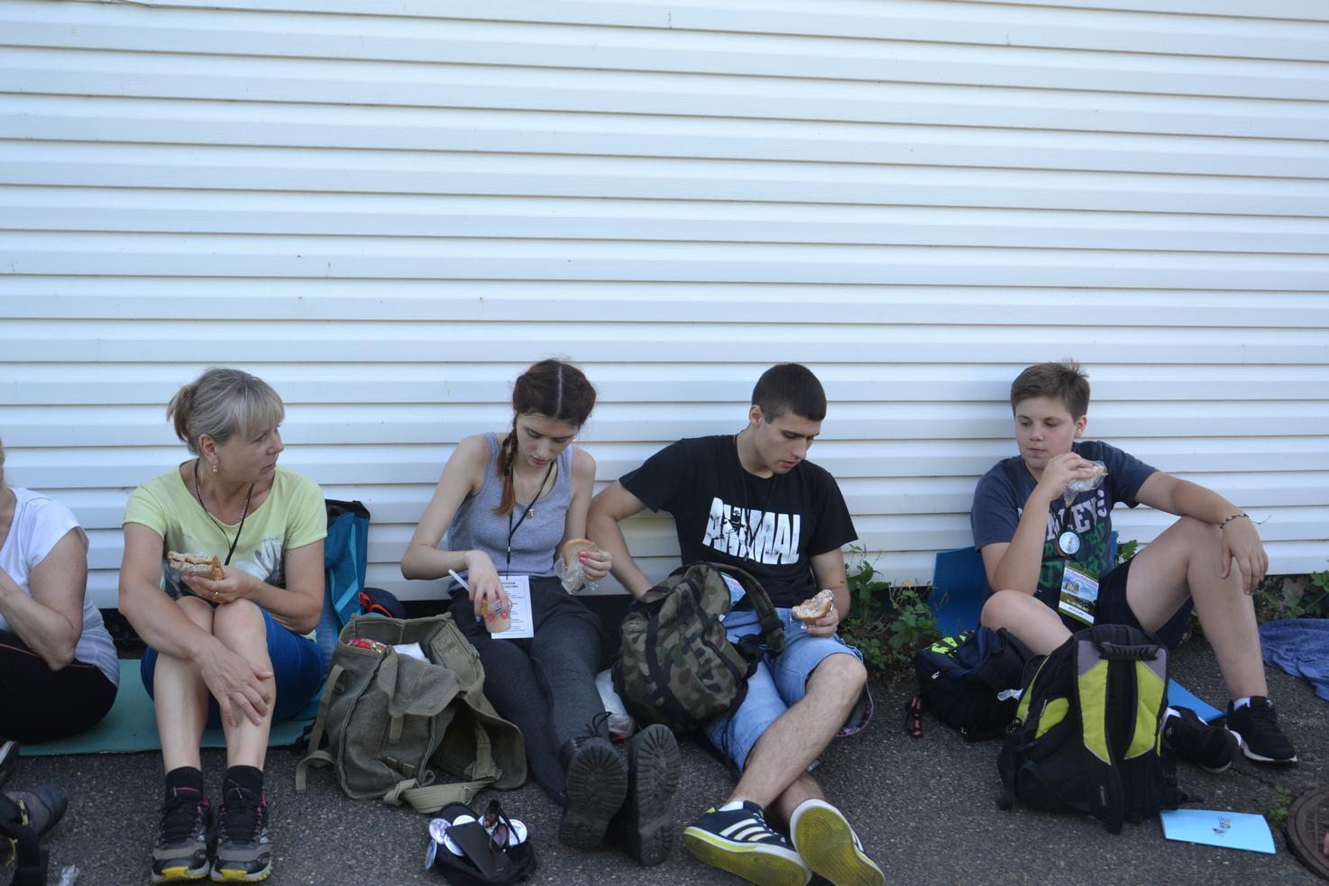 Pierwszy dzień pielgrzymki do Kalwarii Pacławskiej (27)