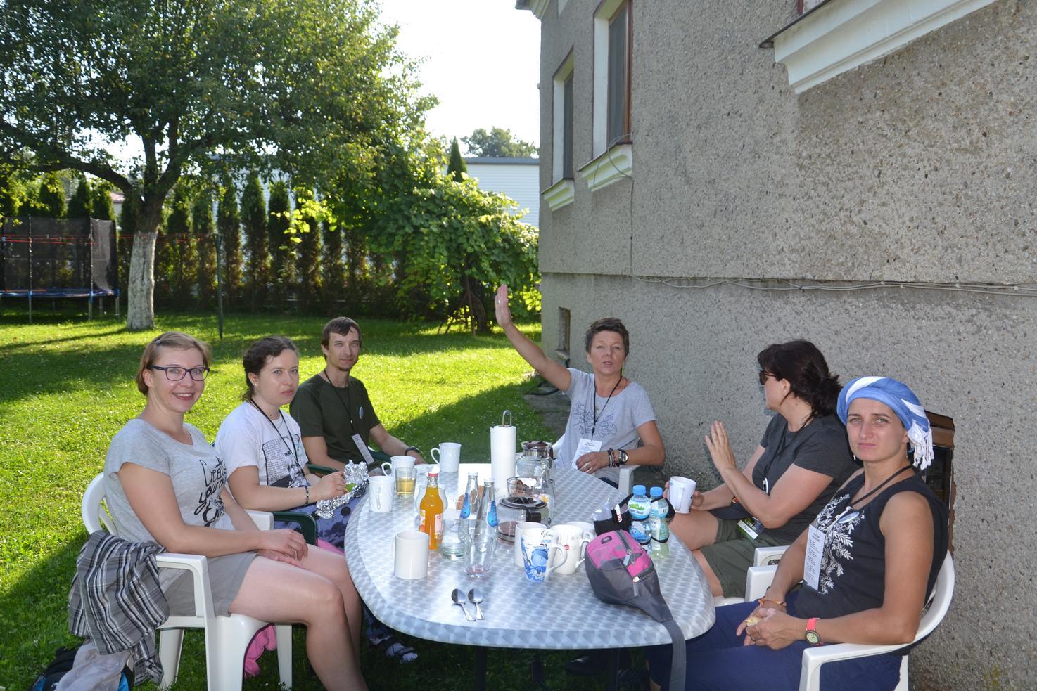Pierwszy dzień pielgrzymki do Kalwarii Pacławskiej (33)
