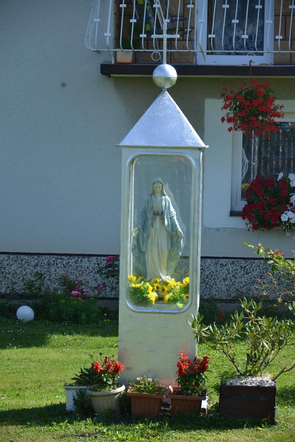 Pierwszy dzień pielgrzymki do Kalwarii Pacławskiej (36)