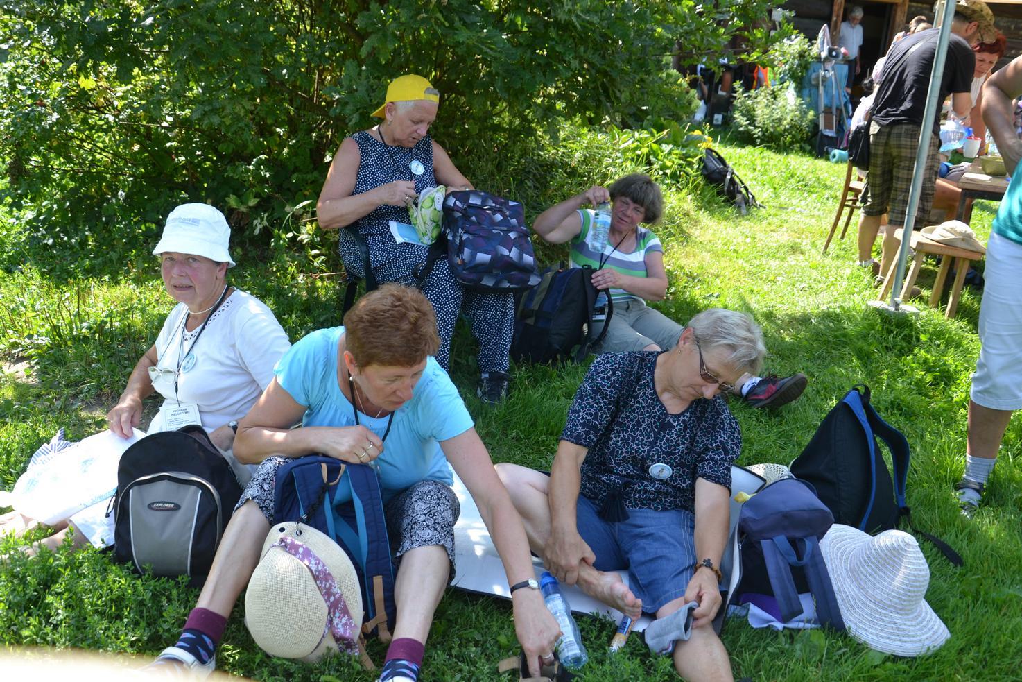 Pierwszy dzień pielgrzymki do Kalwarii Pacławskiej (66)
