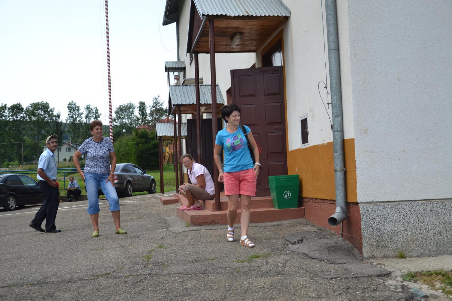 Pierwszy dzień pielgrzymki do Kalwarii Pacławskiej (92)