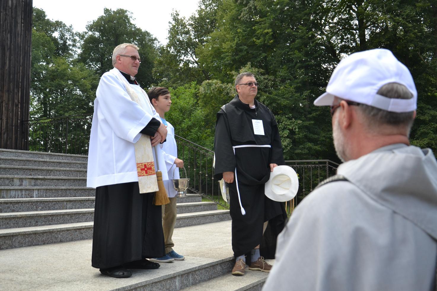 Pierwszy dzień pielgrzymki do Kalwarii Pacławskiej (97)