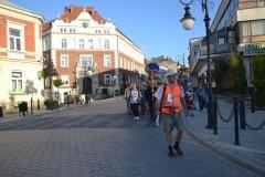 Pierwszy dzień pielgrzymki do Kalwarii Pacławskiej (03)