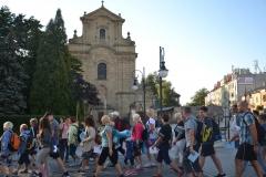 Pierwszy dzień pielgrzymki do Kalwarii Pacławskiej (05)