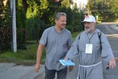 Pierwszy dzień pielgrzymki do Kalwarii Pacławskiej (07)