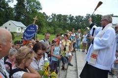 Pierwszy dzień pielgrzymki do Kalwarii Pacławskiej (100)