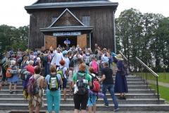 Pierwszy dzień pielgrzymki do Kalwarii Pacławskiej (101)