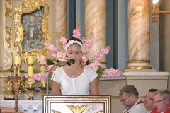 Pierwszy dzień pielgrzymki do Kalwarii Pacławskiej (105)