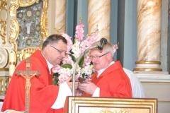 Pierwszy dzień pielgrzymki do Kalwarii Pacławskiej (108)