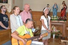 Pierwszy dzień pielgrzymki do Kalwarii Pacławskiej (109)
