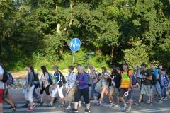 Pierwszy dzień pielgrzymki do Kalwarii Pacławskiej (11)
