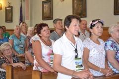 Pierwszy dzień pielgrzymki do Kalwarii Pacławskiej (110)