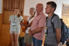Pierwszy dzień pielgrzymki do Kalwarii Pacławskiej (119)