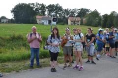 Pierwszy dzień pielgrzymki do Kalwarii Pacławskiej (121)