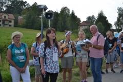 Pierwszy dzień pielgrzymki do Kalwarii Pacławskiej (123)