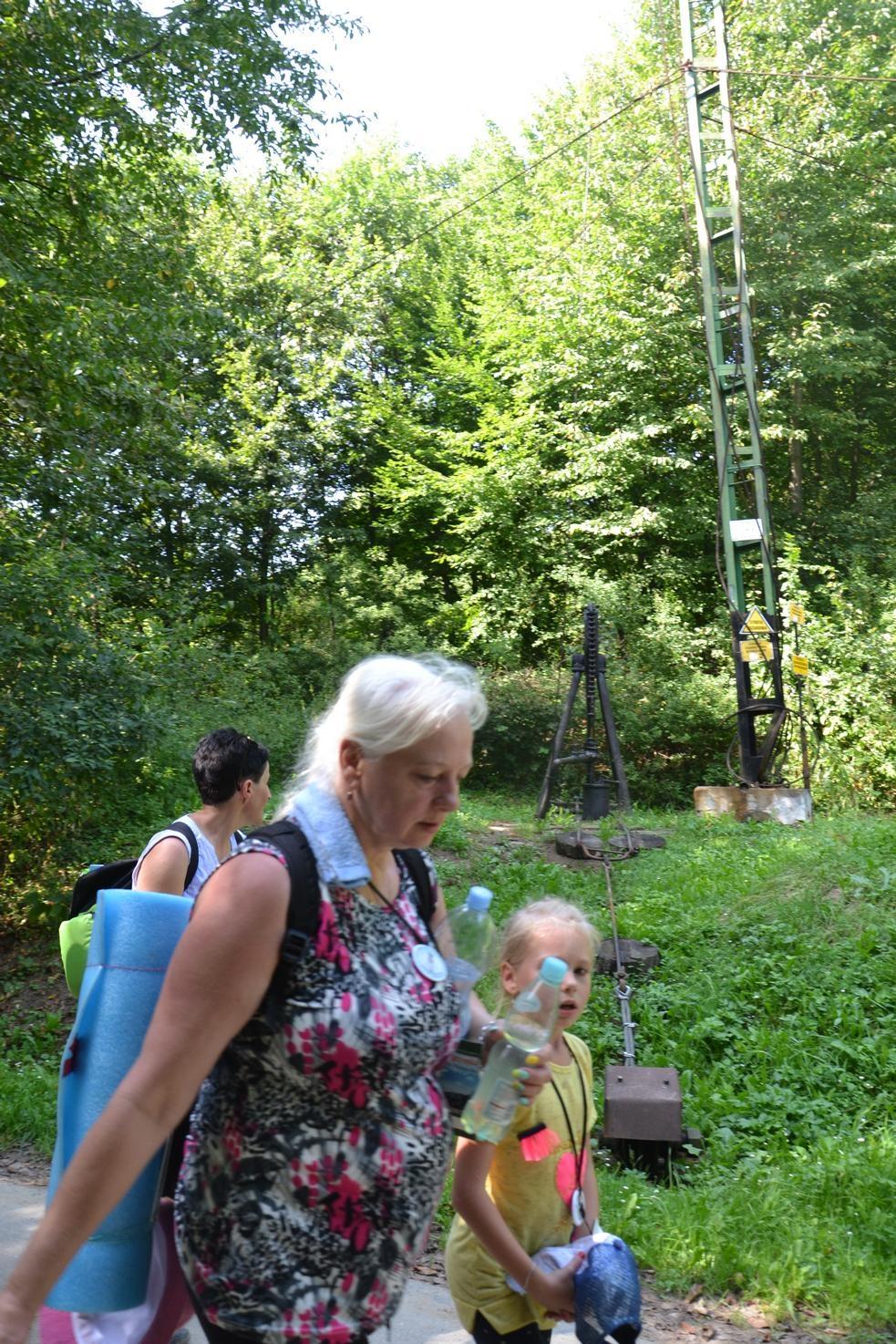 Pierwszy dzień pielgrzymki do Kalwarii Pacławskiej (125)