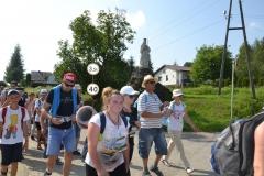 Pierwszy dzień pielgrzymki do Kalwarii Pacławskiej (126)