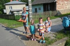 Pierwszy dzień pielgrzymki do Kalwarii Pacławskiej (136)