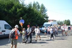Pierwszy dzień pielgrzymki do Kalwarii Pacławskiej (40)