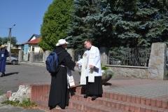 Pierwszy dzień pielgrzymki do Kalwarii Pacławskiej (42)