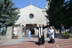 Pierwszy dzień pielgrzymki do Kalwarii Pacławskiej (43)