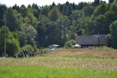 Pierwszy dzień pielgrzymki do Kalwarii Pacławskiej (65)