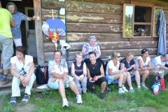 Pierwszy dzień pielgrzymki do Kalwarii Pacławskiej (69)