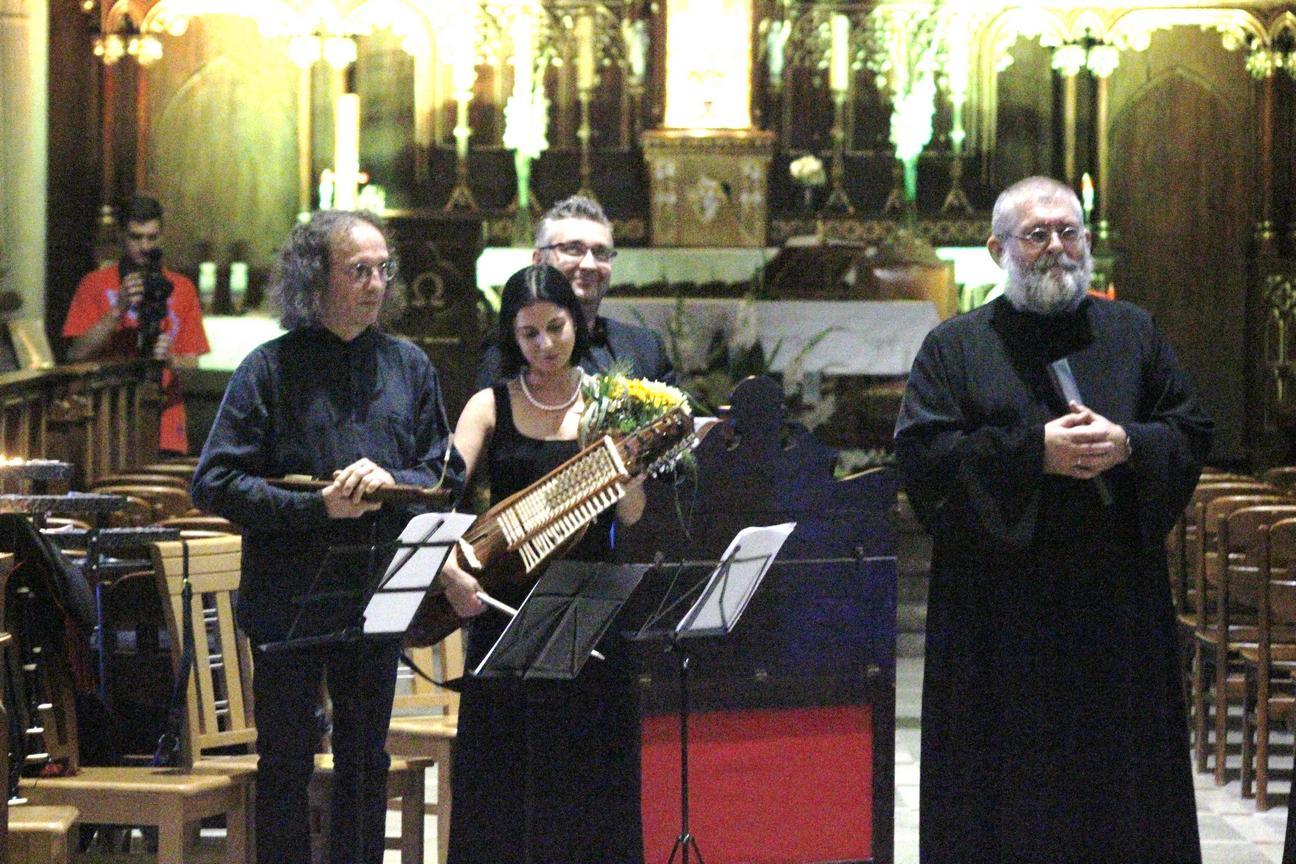 Koncert w kościele - Wjazd króla do Krosna(02)