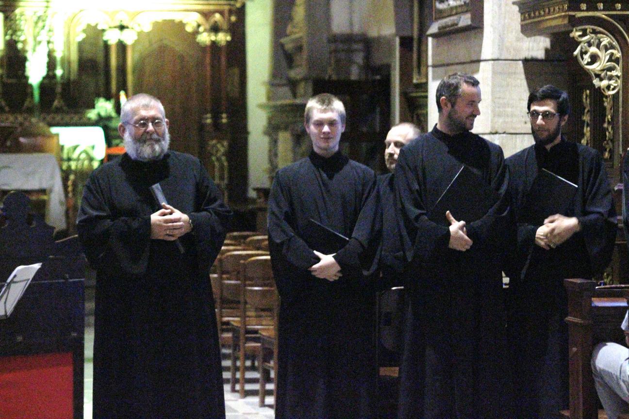Koncert w kościele - Wjazd króla do Krosna(03)
