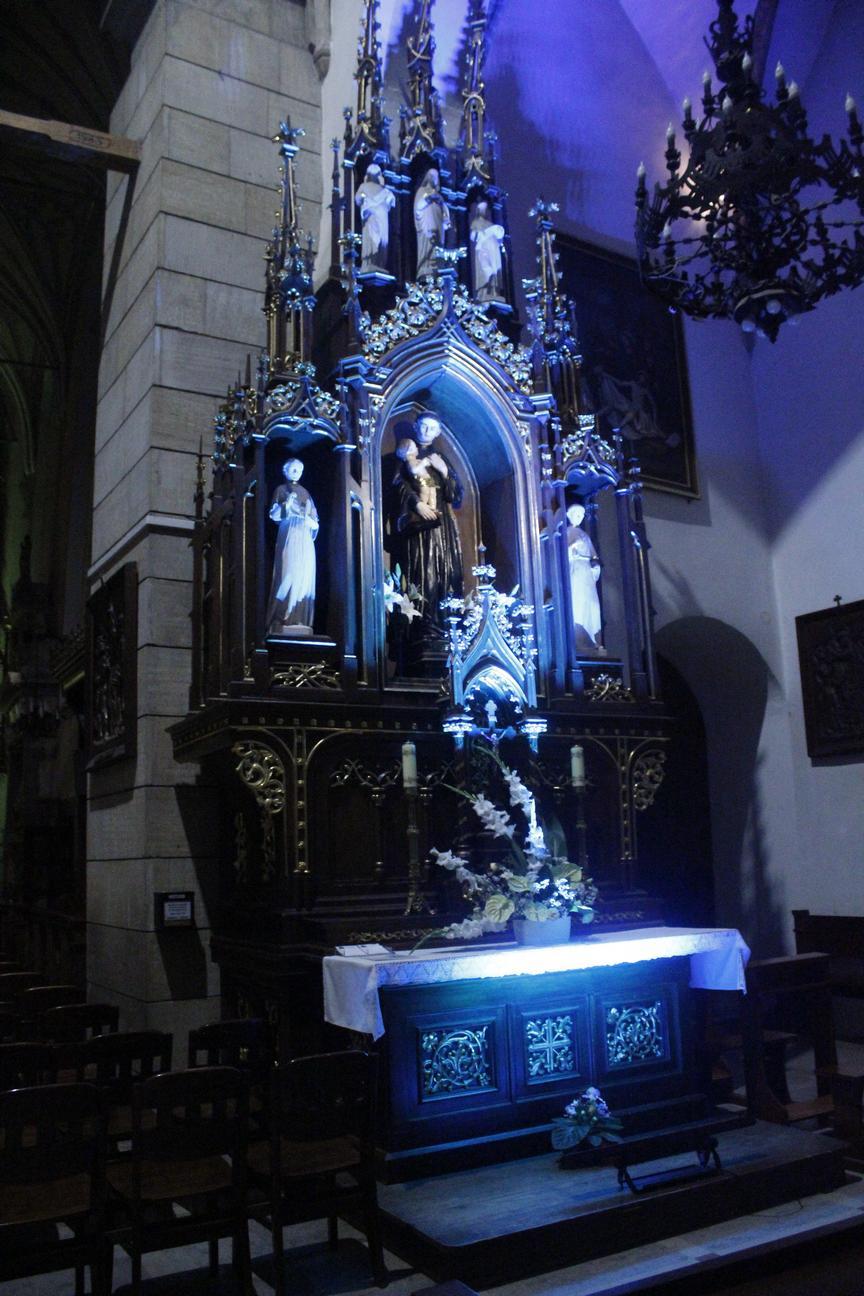 Koncert w kościele - Wjazd króla do Krosna(04)