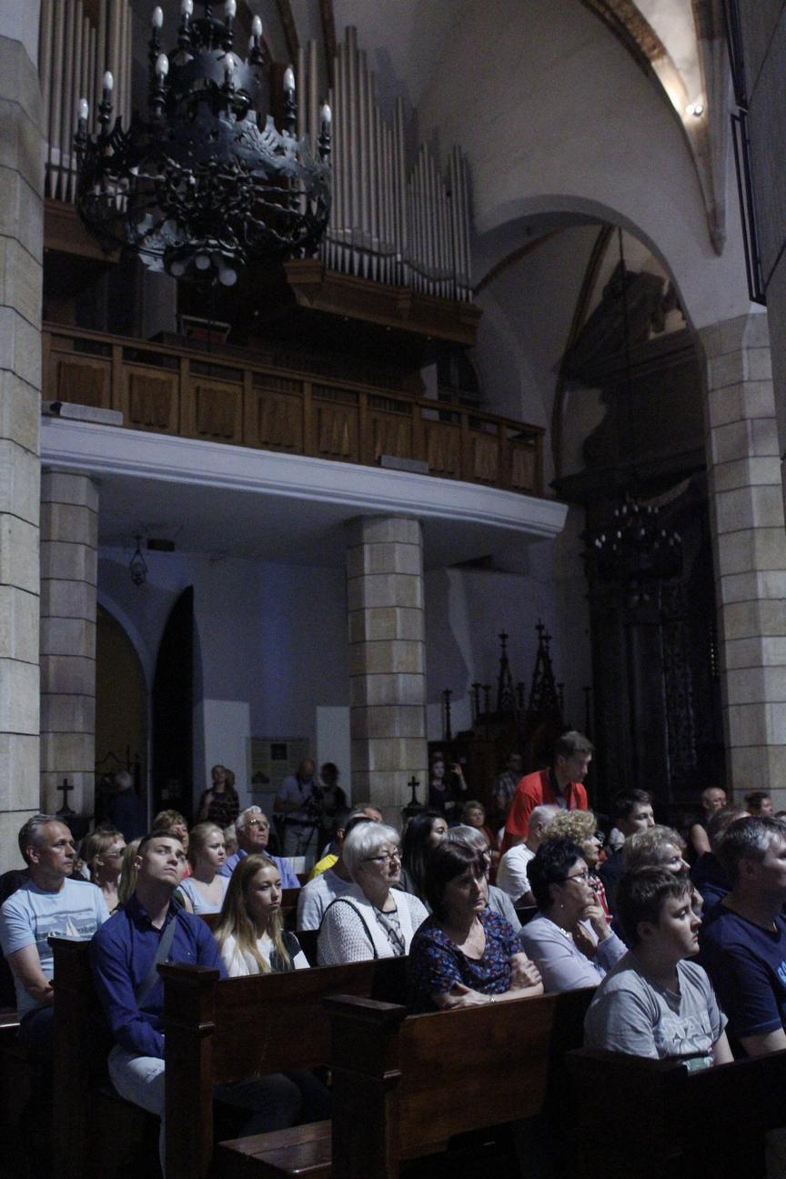 Koncert w kościele - Wjazd króla do Krosna(14)