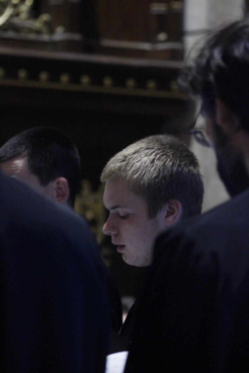 Koncert w kościele - Wjazd króla do Krosna(16)