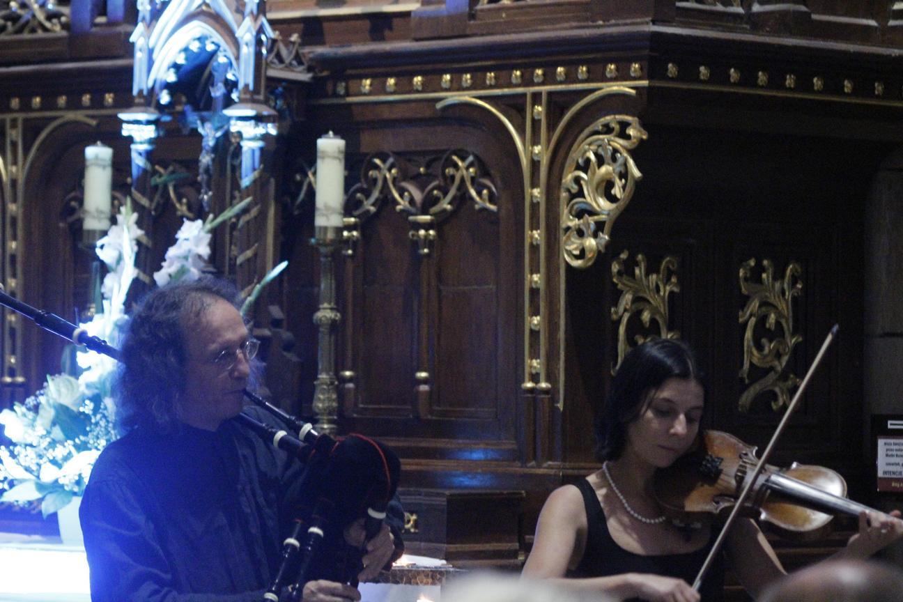 Koncert w kościele - Wjazd króla do Krosna(25)