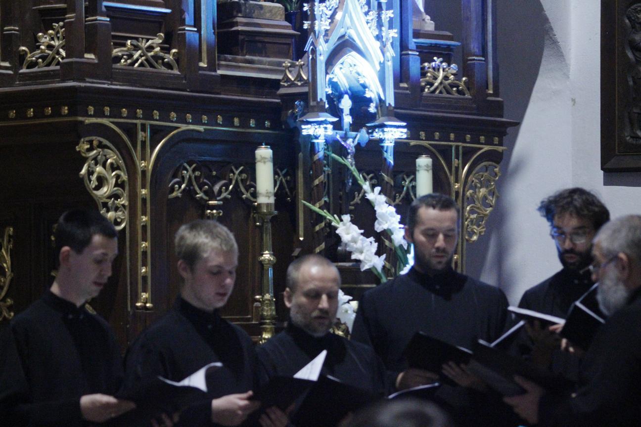 Koncert w kościele - Wjazd króla do Krosna(26)