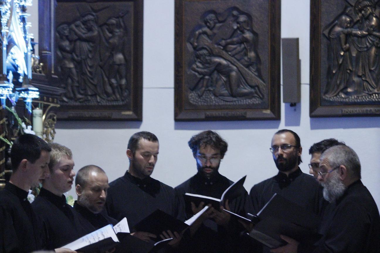 Koncert w kościele - Wjazd króla do Krosna(27)