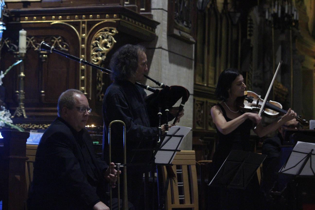 Koncert w kościele - Wjazd króla do Krosna(34)
