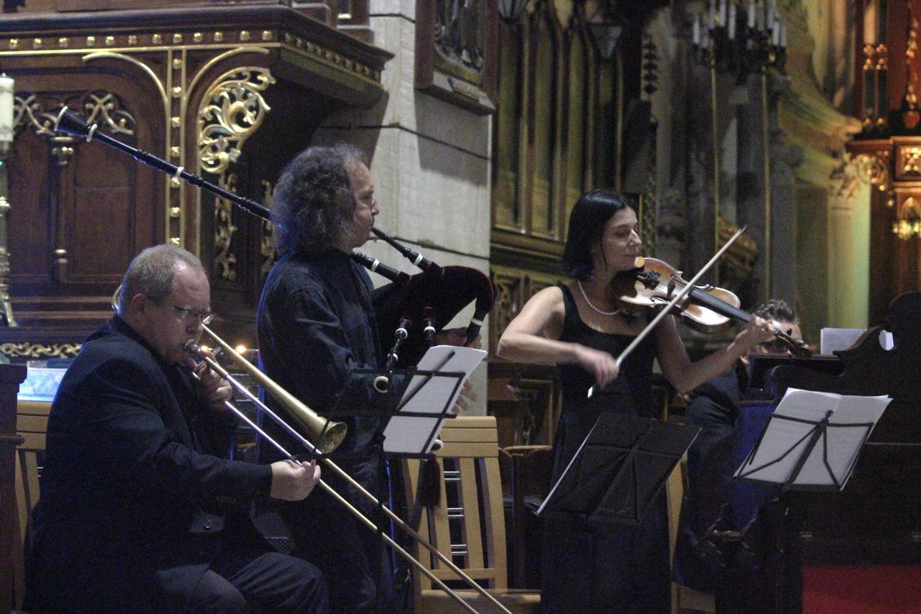 Koncert w kościele - Wjazd króla do Krosna(35)