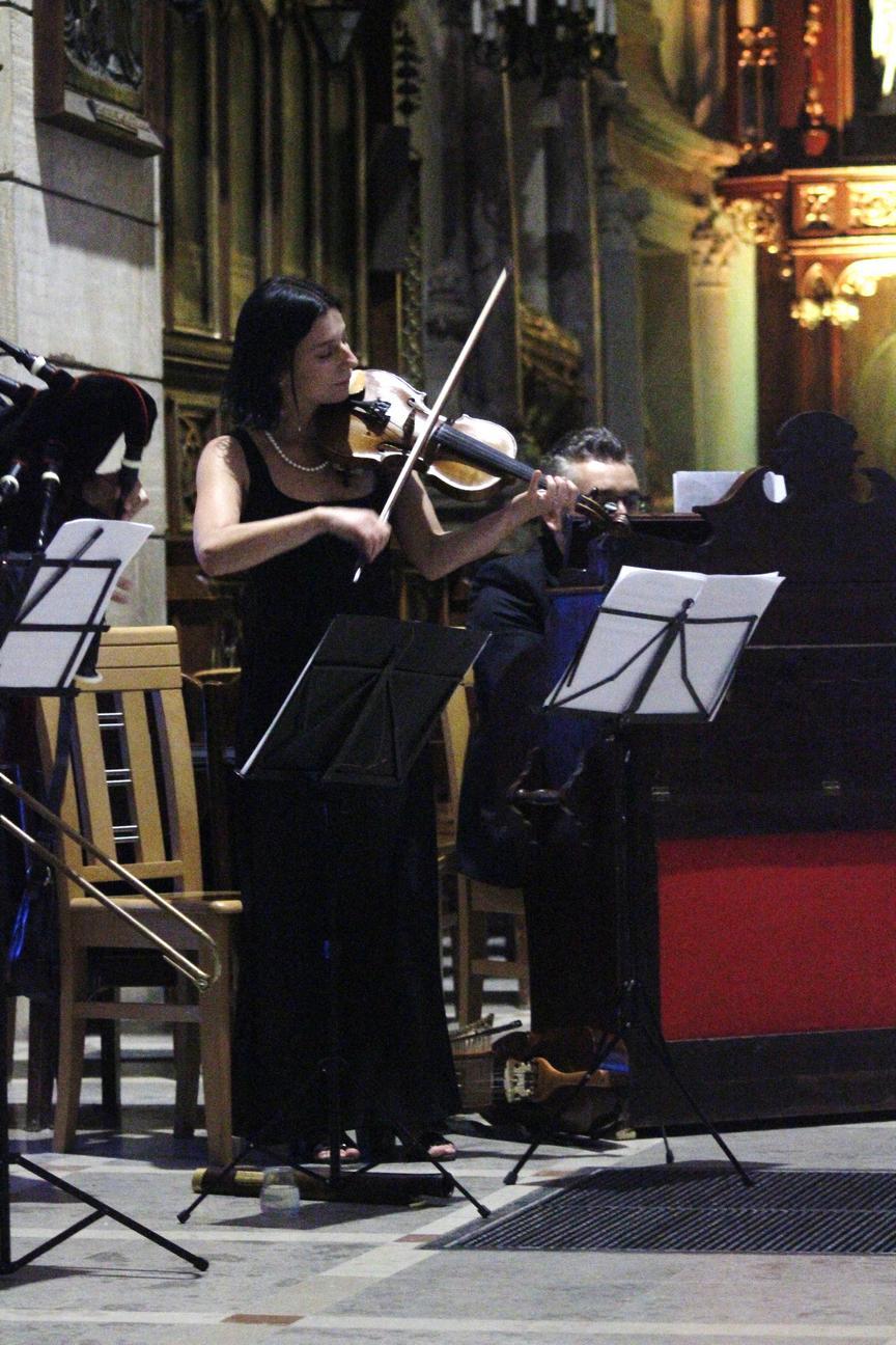 Koncert w kościele - Wjazd króla do Krosna(36)