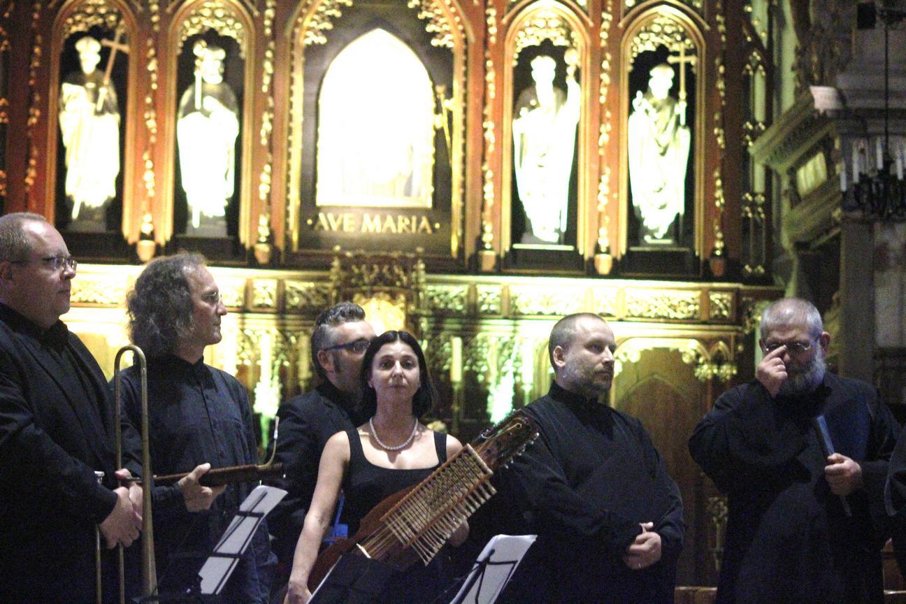 Koncert w kościele - Wjazd króla do Krosna(39)