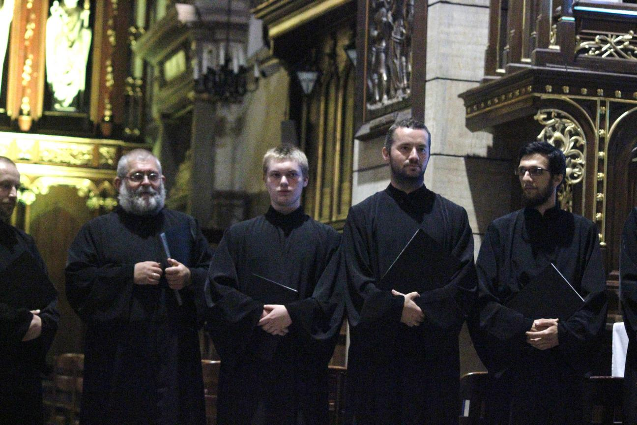 Koncert w kościele - Wjazd króla do Krosna(40)