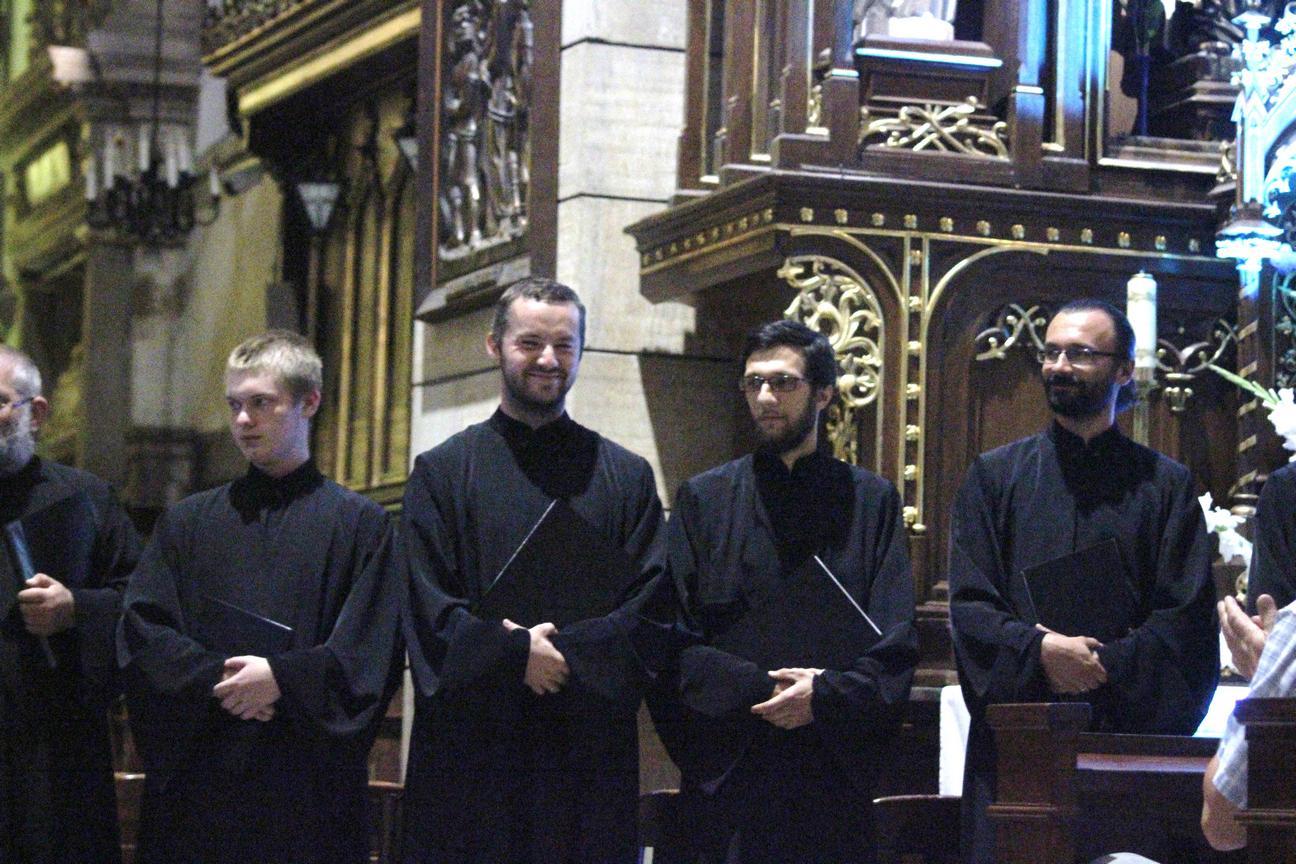 Koncert w kościele - Wjazd króla do Krosna(41)