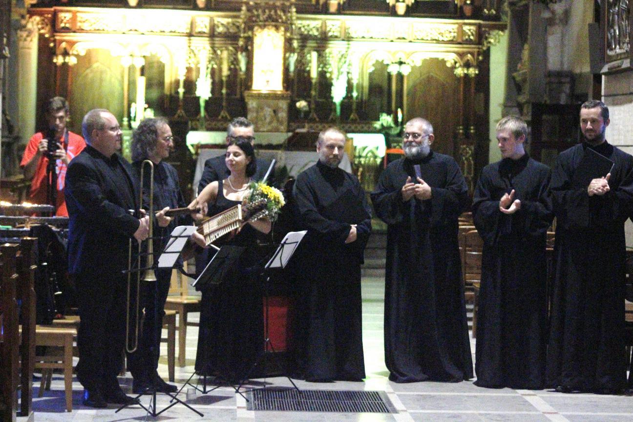 Koncert w kościele - Wjazd króla do Krosna(42)