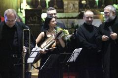 Koncert w kościele - Wjazd króla do Krosna(01)
