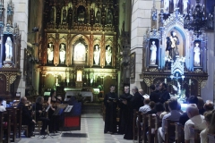 Koncert w kościele - Wjazd króla do Krosna(10)