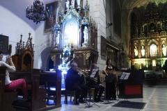 Koncert w kościele - Wjazd króla do Krosna(12)