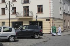 Poświęcenie samochodów z okazji świętego Krzysztofa (2)
