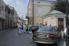 Poświęcenie samochodów z okazji świętego Krzysztofa (4)