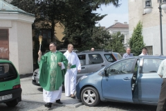 Poświęcenie samochodów z okazji świętego Krzysztofa (5)
